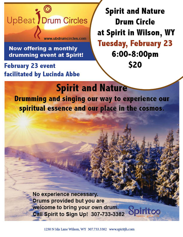 Drumming Event Feb 23 2016