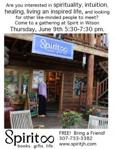 Spirit Insight Gathering June 2016