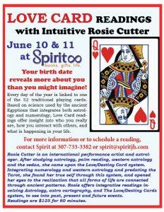 Love Cards-Rosie Cutter