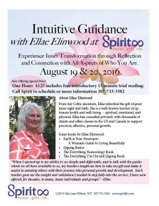 Intuitive Guidance with Ellae Elinwood